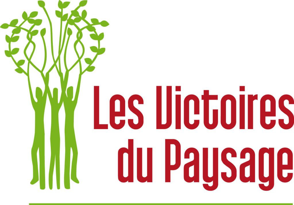 Logo Les Victoires du Paysage 2014, La Cabane Polypode, Paris