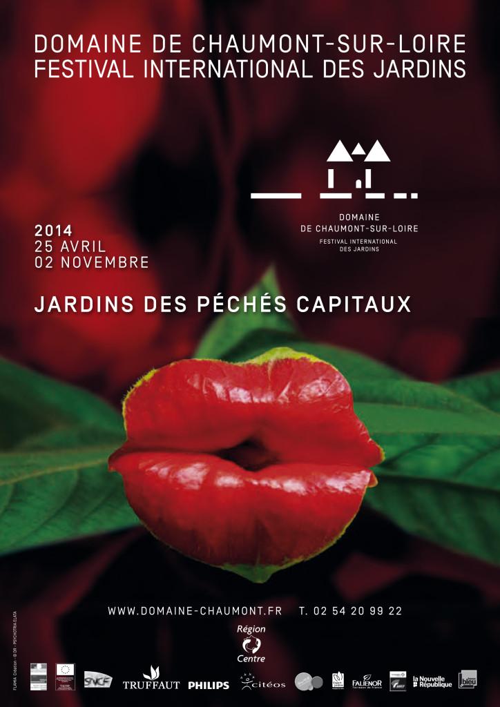 Gourmanderie jardin 6 festival international des - Jardins de chaumont sur loire ...